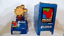 "Disney Vintage Mickey Mouse Watch ""Lorus"" New In Original Box"