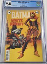 DC Batman White Knight #6 Sean Murphy Variant Batgirl Cover B CGC 9.8 DC Comics