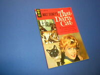 THAT DARN CAT 10171-602 Gold Key MOVIE 1965 HAYLEY MILLS Walt Disney