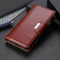 For Asus Zenfone Max Pro M2 ZB631KL, Luxury Flip Leather Wallet Card Cover Case