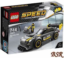 LEGO® Speed Champions: 75877 Mercedes-AMG GT3 ! NEU & OVP !