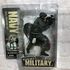 McFarlane's Military Redeployed 2 Navy SEAL Boarding Unit Action Figure New!