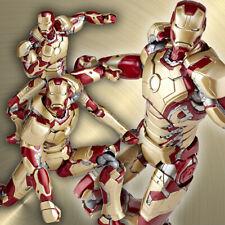 Revoltech Sci-Fi 049 Iron Man mark 42 action figure Kaiyodo (100% authentic)