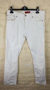 Las Mejores Ofertas En Pantalones De Mezclilla Para Hombres Hugo Boss Ebay