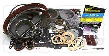 A4LD Transmission Deluxe Rebuild Kit Ford Ranger Bronco 90-95  W/Shift Kit etc