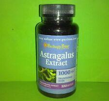 Astragalo 1000 mg 100 perlas PURITAN´S PRIDE Sistema Inmune Inmunologico Catarro