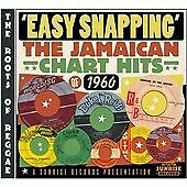 Various Artists - Jamaican Chart Hits of 1960 (Easy Snapping)