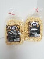 Two (2) Amish Wedding Foods Kluski  Noodles 16 oz No Preservatives Troyer New