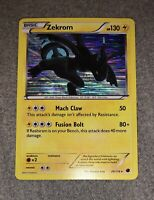 Pokemon ZEKROM 39/116 Plasma Freeze RARE HOLO *NEAR MINT*