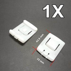 1X SEAT Fastener Rail Runner Clip Slider Guide for AUDi SEAT VOLKSWAGEN