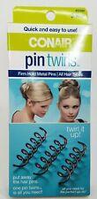 Conair Pin Twirls Hair Screws #55584 Packaging May Vary