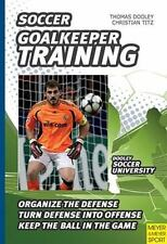 Goalkeeping Training (Soccer)-ExLibrary