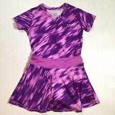 Champion Girls Size XLarge 16 Duodry Tennis Golf Top And Skirt Set In Purple