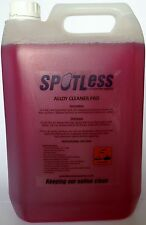 5L Acid Wheel Cleaner Used By Professionals Alloy wheel Spotless Cleaning Suppli