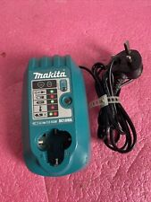 Genuine Makita DC10WA 7.2v - 10.8v Battery Charger