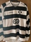 """East Stirlingshire """"The Shire"""" 2010-2011 Home Kit Player Spec Number 18"""