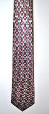 Novelty Men's Tie - STIRRUPS - #2