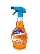 Orange Astonish Cleaning Supplies