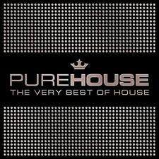 Pure House - The Very Best Of House - Various (NEW 3CD)