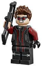 (NEW) LEGO Marvel Avengers - Hawkeye with Bow - split from set 76030