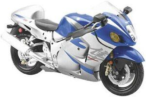NEW06148D - Moto Sports Color Blue And Grey - Suzuki GSX 1300R