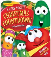 A Very Veggie Christmas Countdown!: A Counting Lif