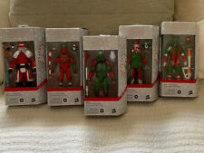 Star Wars Black Series Holiday Edition COMPLETE TROOPER SET 6? Figure Lot Of 5