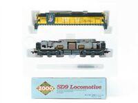 HO Scale Proto 2000 21169 CNW Chicago Northwestern SD9 Diesel Locomotive #1724