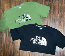 The North Face Green And Black T Shirt Lot Of 2 Mens S
