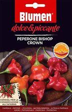 Quadro vegetali pacchetto-DOLCE E PICCANTE-CHILLI PEPPER-BISHOP CROWN 7e525d2b51a8