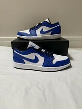 Air Jordan 1 Low Game Royal 553558-124 Men's Size 12 **BRAND NEW**