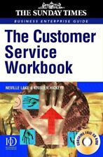 "Customer Service Workbook + FREE CD ROM (""Sunday Times"" Business Enterprise),Ne"