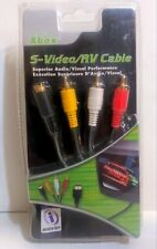 NEW Inter Act S-VIDEO/AV 6' Cable for Original XBOX One Audio Visual Cable F2