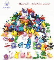 Pocket Monster figures pokeball pikachu charizard figurine Japanese figuras doll