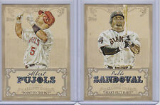 2013 Topps Calling Card complete set of 15! MINT! Awesome set!