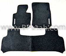 Genuine OEM 2011~2012 Range Rover Supercharged Black Carpet Floor Mat Mats OEM
