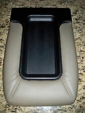 Chevrolet Silverado GMC Sierra Center Console Lid Kit Storage Tan Beige 99-02