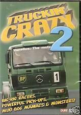 TRUCKIN' CRAZY 2 DVD BIG-RIG RACERS