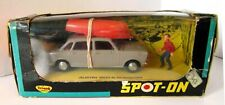 Triang Spot On 410 Beige Austin 1800 with Rowboat Original Boxed With Tommy