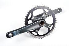 Samox 1 Speed Bicycle Crankset 44T 170mm Samox Bottom Bracket Touring Cyclocross