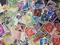 50 Malta Used Stamps - All Different Selection of Stamps, Off Paper