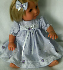 More details for pretty lilac anglaise dress,clip & pants for 16
