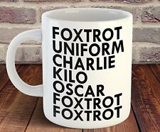 FOXTROT Funny Mug - Gift for Dad Fathers Day Birthday christmas