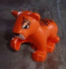 Lego Duplo orange  Tiger Baby Zoo Animal Care aus 10801 5635 6136 45012 9218