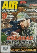 Air Gunner UK Dec 2016 Galahad in the Field Honest Accuracy FREE SHIPPING sb