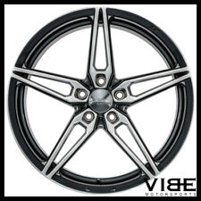 """20"""" ACE AFF01 FLOW FORM GREY CONCAVE WHEELS RIMS FITS FORD MUSTANG GT"""