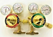 Oxygen Acetylene Regulator Set Heavy Duty For Victor Cutting/Welding Regulators