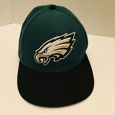 Philadelphia Eagles NFL New Era 59Fifty 5950 Fitted Hat 7 1/2 Low Crown