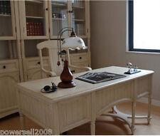 European Style Height 60CM Wood+Metal+Glass Creative Bedroom Bedside Table Lamp