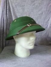 VIETNAM WAR ARMY GREEN PITH HAT - VIETNAM WAR  - COSPLAY STEAMPUNK